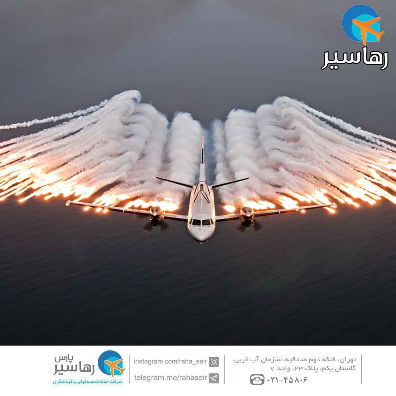 دانستنی های هواپیما