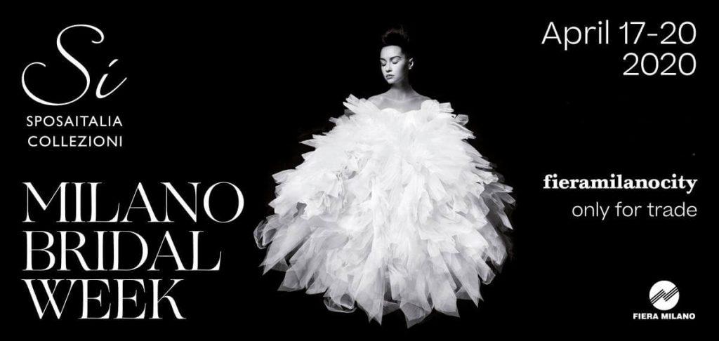 milano bridal week | نمایشگاه بین الملل لباس عروس